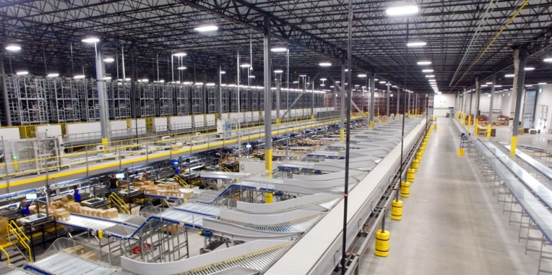 Kohl's newest e-commerce fulfillment center is now fulfilling Kohls.com orders