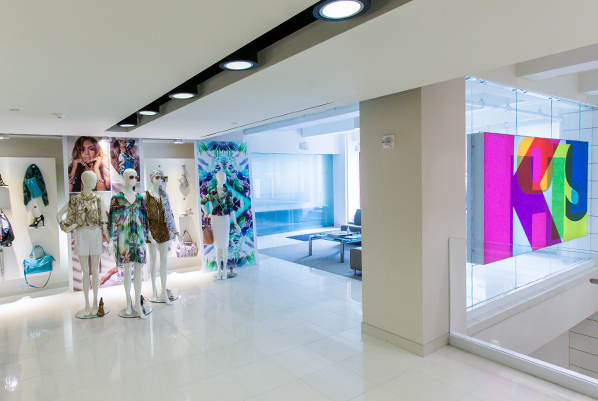 a glimpse into kohl s new york design office