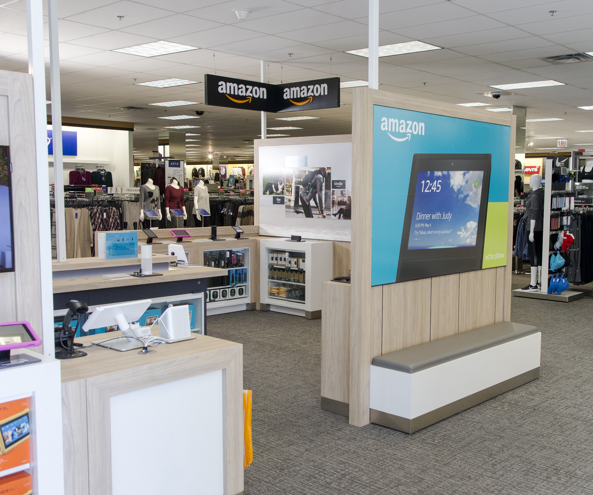 Welcome to the New Amazon Smart Home Experience at Kohl's