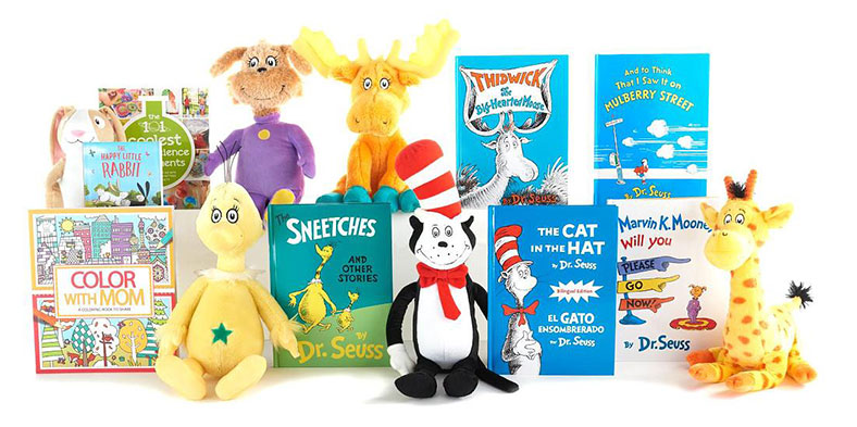 Kohls Cares Hangs Its Hat On The New Dr Seuss Collection