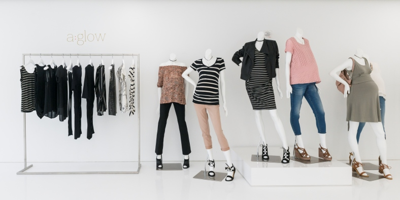 Kohl's launches a:glow, a private-label maternity brand