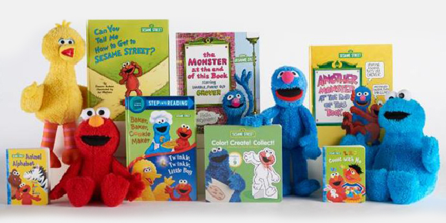Kohl S Cares Heads To Sesame Street This Holiday Season