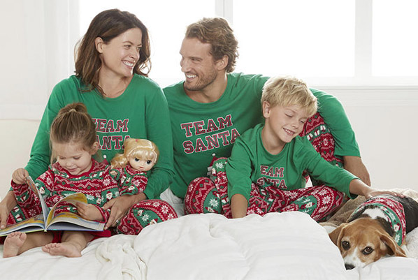 kohls is focused on delivering amazing unexpected products this holiday season including matching pajamas for the entire family