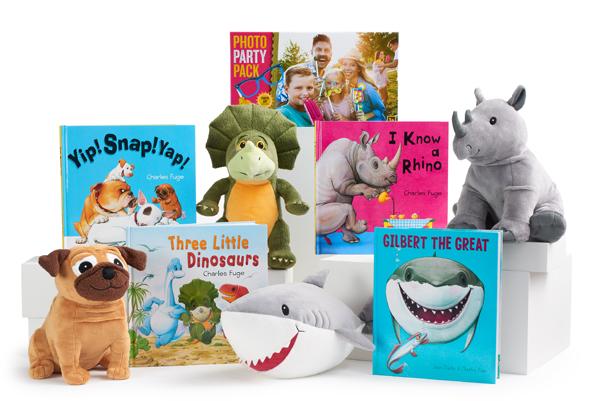 Kohl S Cares Celebrates Summer With Charles Fuge Books