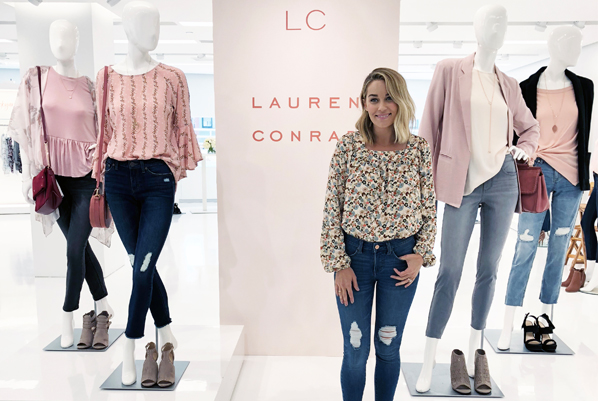 262ebb7e25 LC Lauren Conrad Denim is a Perfect Fit