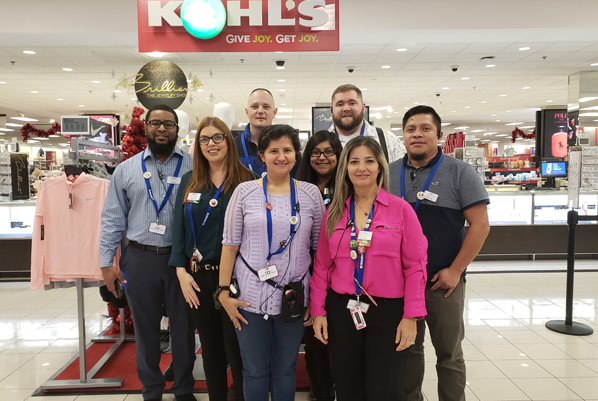 7fa4559b7a2 Why are Kohl s Store Associates Wearing Festive Holiday Pins  Rachel .