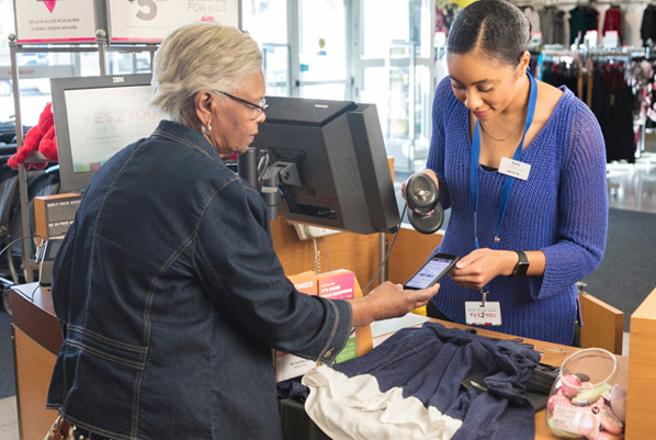 Technology Fueled Retail At Kohl S