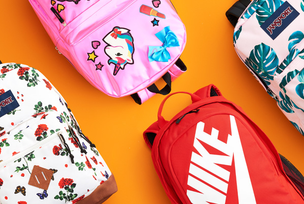 Sports & Entertainment Personality Luminous Backpack High Quality Oxford Cloth Adult Outdoor Travel Put Computer Cell Phone Backpacks Cute Cartoon Can Be Repeatedly Remolded.