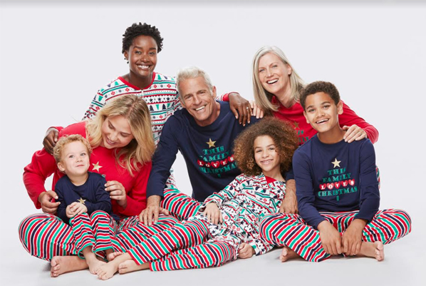 640a6bf7c35 Make Matching Jammies Your New Holiday Tradition