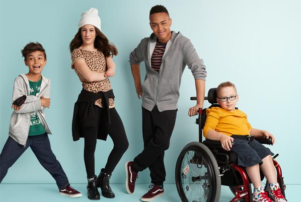 e85cb1f9e6 Kohl's Launches Adaptive Clothing Across Top Kids Brands