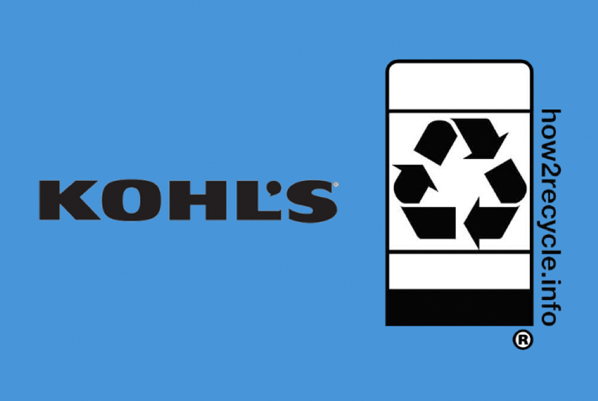 b8d8ed8c2 Kohl's Teams up With How2Recycle