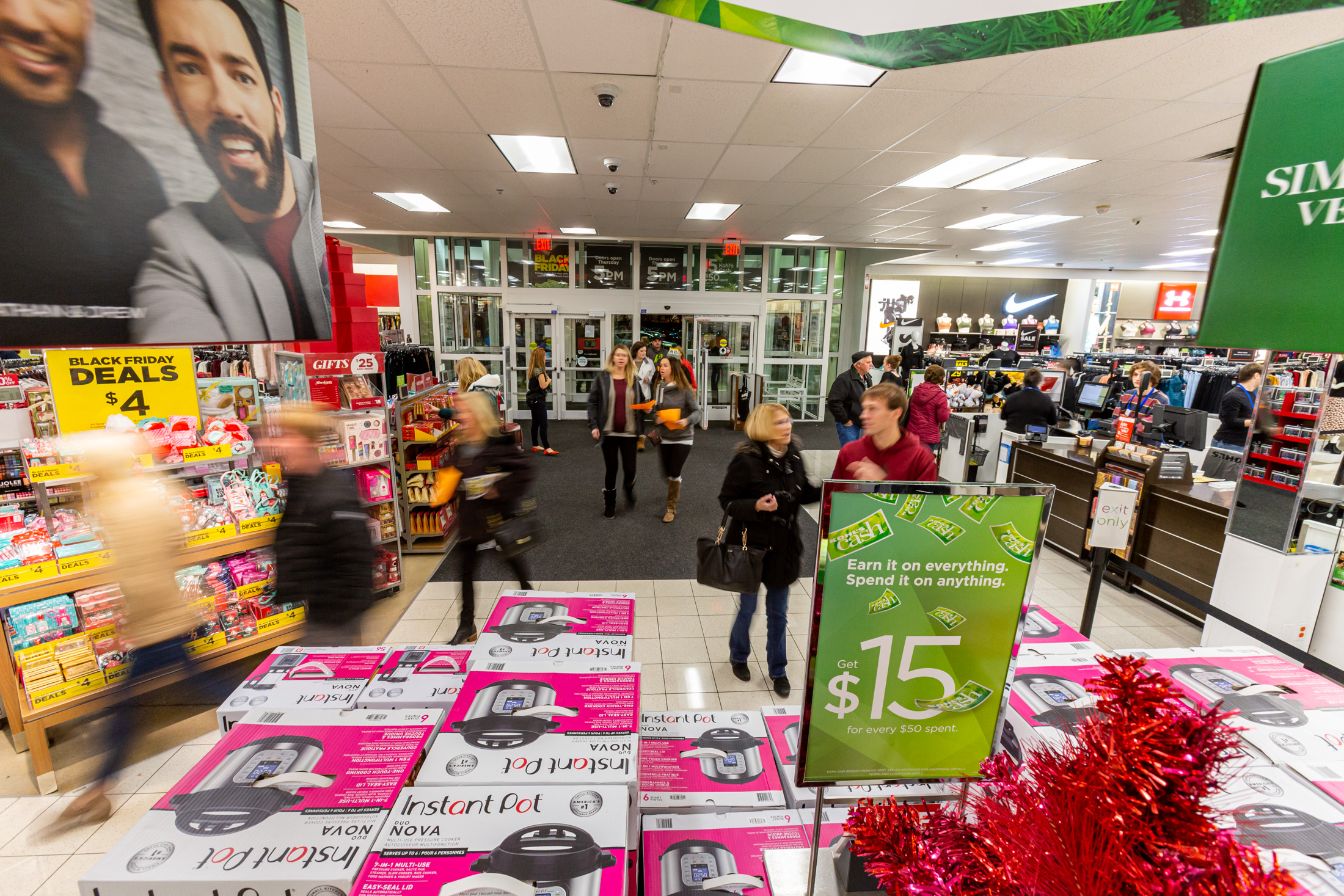 Black Friday Shopping Is Underway At Kohl S