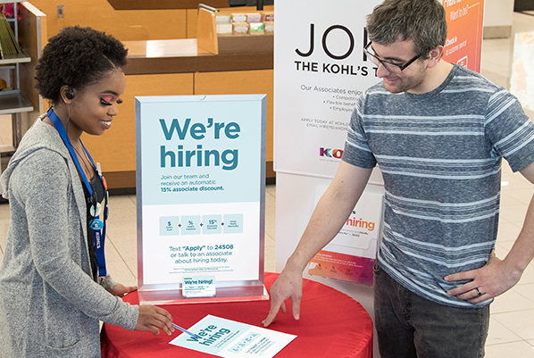 Kohl S Hiring 90 000 Seasonal Associates For The Holidays Aims To Hire 5 000 In One Day During First Ever National Hiring Event