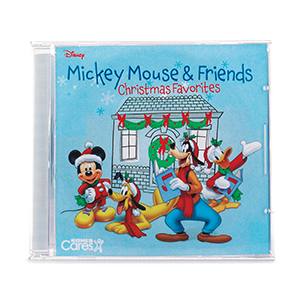 Kohl's Cares® Mickey Mouse & Friends Christmas Favorites CD