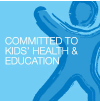 Committed to Kids' Health and Education