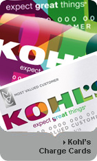 Kohl's Charge Cards